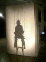 Lynn Pook, Berlin / Paris: À Fleur de Peau - Audio-taktile Installation für einen Körper
