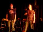 Team Schreibstoff - Nils Rusche und Felix Brenner