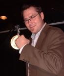 Slam Moderator Horst Thieme