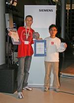 Gewinner der Java Masters 2005