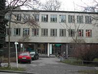 Stadtbücherei an der Gutenbergstraße